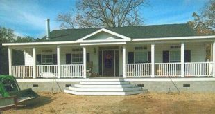 We can do this to your new manufactured or modular home! Call us!