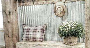 20+ rustikale Wanddekor-Ideen, um Ihnen zu helfen, rustikale Schönheit zu Ihrem...