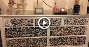 DIY: Mirrored Dresser 2019 DIY: Mirrored Dresser #diy The post DIY: Mirrored ...