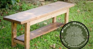 Rustic Wood Entryway Bench with Storage, Farmhouse Dining Bench , Wooden Bench seat, Wood Kitchen Be