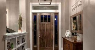 50 Stunning Farmhouse Entryway Design Ideas You Must Try In 2019 (9