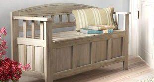 Mercer41 Brynner Upholstered Bench