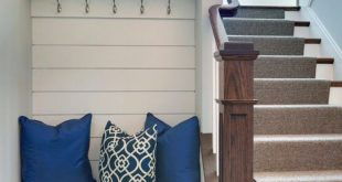 The DIY Ideas Entryway Bench To Try Out In Your Home #bench #entryway #ideas,