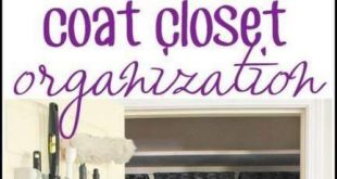 48 trendy coat closet organization entryway stairs 2019 48 trendy coat closet ...