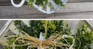 Great colors and great style for any season! Gather Wreath White Tobacco Basket ...