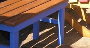 Two-Color Cedar Garden Benches - Choose 2 Colors from 16 Colors Available - Entryway Bench - Mud Bench - Patio Bench - 3 ft - Handcrafted